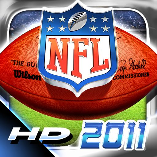 NFL 2011 HD app icon