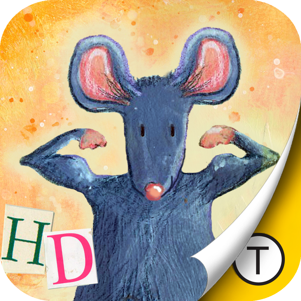 mzl.fmnckcbb Fierce Grey Mouse HD by Chantal Bourgogne & Tizio BV  Review